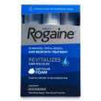 Rogaine hair regrowth treatment revitalizes hair follicles 3 month supply