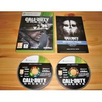Xbox 360: Call of Duty Ghosts