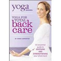 Yoga Journal - Yoga For Total Back Care By Annie Carpenter
