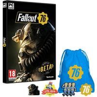 Fallout 76 PC Game + Exclusive Pin Badge Set (inc BETA)