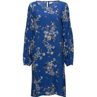 Cream Bella Dress GALAXY BLUE