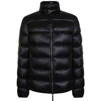 PARAJUMPERS Dillon Down Bomber Jacket - Black - Small