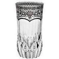 Wasserglas Empire Edelrausch 400ml, transparent/platin