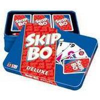 Mattel Skip-Bo Deluxe, Kort, 5 År