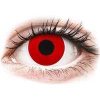 ColourVUE Crazy Lens - Red Devil - endagslinser uden styrke (2 linser) 6fc867733224f