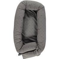 Småfolk / Babynest / sengeformindsker med minimultiæbler, steel grey