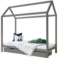 HoppeKids Basic Housebed 90x200cm