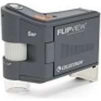 Celestron Flipview 5 MP LCD HH Microscope with Multi-Plug