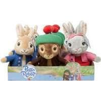 Beatrix Potter TV Soft Toy