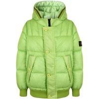STONE ISLAND Junior Boys Outwear Jacket - Multi - 10 Yrs