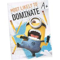 Staples Notebook A4 Minions