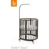 Stokke Sleepi Mini + Mattress Hazy Grey