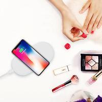 PR-hq-f 15w fast qi trådlös mobil / mobil laddningshållare / strömport / pad / station / laddare för iPhone / Samsung / Nokia / Motorola / Sony / Huawei / Xiaomi