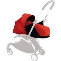 BABYZEN YOYO+ 0+ Newborn Färgklädsel Med Liggbas Röd