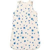 Noe & Zoe Berlin Blue Star Sleeping Bag Ecru Soveposer