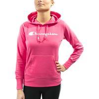 Champion Hooded Sweatshirt Pink