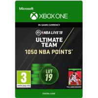 Electronic Arts Nba Live 19 - 1050 Points - Xbox One