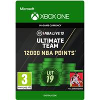Electronic Arts Nba Live 19 - 12000 Points - Xbox One