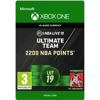 Electronic Arts Nba Live 19 - 2200 Points - Xbox One