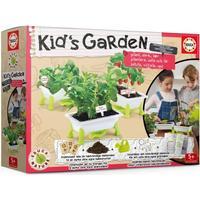 Educa - Kids Garden jordgubbar, mynta och basilika
