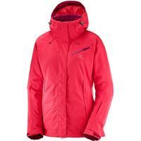 Salomon Women's Fantasy Jacket Pink