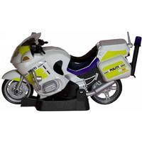 Junior Driver Politi Motorcykel 1:32