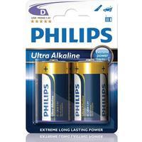 Philips LR20E2B/10 2-pack