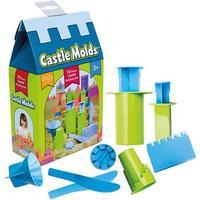 Waba Fun MadMattr Castle Molds
