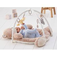 Mothercare - björn babygym mjuk , bekväm och lyxig fr födseln