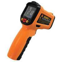 Infrarødt termometer med cirkulær laser (-50°C - 500°C)