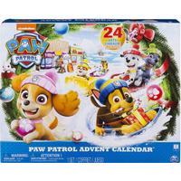 Spin Master Paw Patrol Advent Calendar 2018