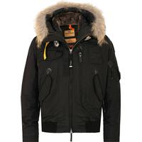Parajumpers Gobi Masterpiece Bomber Jacket Black