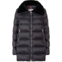 Moncler Torcol Velvet Trim Jacket