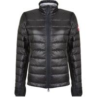 CANADA GOOSE Hybridge Lite Jacket - BLACK/GRAPHITE - 10 (S)