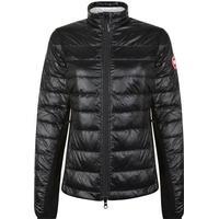 CANADA GOOSE Hybridge Lite Jacket - Graphite/Black - 10 (S)