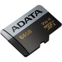 Adata Premier Pro microSDXC Class 10 UHS-I U3 V30 95/90MB/s 64GB