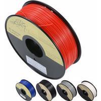 ABS 1kg svart/vit/grå 1.75mm FrontierFila filament för 3D-printer - Svart