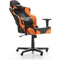 DxRacer Racing RO-NO Gaming Chair - Black/Orange