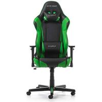 DxRacer Racing RO-NE Gaming Chair - Black/Green