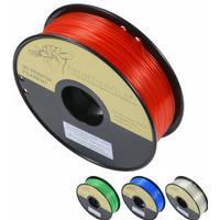 FrontierFila genomskinlig PLA 1kg 1.75mm 3D-filament - Blå