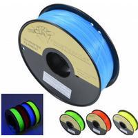 FrontierFila fluorescerande PLA 1kg 1.75mm 3D-skrivare filament - Grön