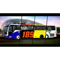 Fernbus Simulator - Football Team Bus (DLC)