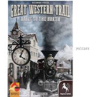 Pegasus Spiele Great Western Trail - Rails to the North Erweiterung