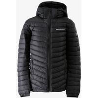 Peak Performance Kids Frost Down Hooded Jacket - Artwork Black (G58685090-A50)