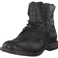 Bugatti Cassio Black1000, Sko, Boots & Støvler, Høje boots, Grå, Herre, 40