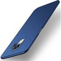 Ultratunnt Polykarbonatskal från MOFI till Samsung S9 - Blå
