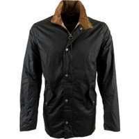 Barbour Lightweight Prestbury Wax Jacket, Dark Olive, Medium