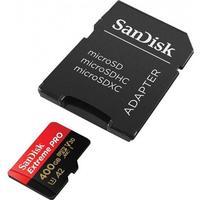 SanDisk Extreme Pro Micro/SDXC UHS-3 170MB/s - 400GB
