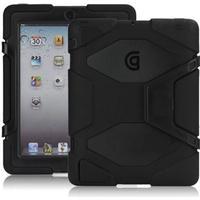 iPad 2/3/4 - Griffin Survivor hardcover - Sort
