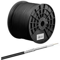 Goobay Koax kabel 1,1/6,8mm 100m